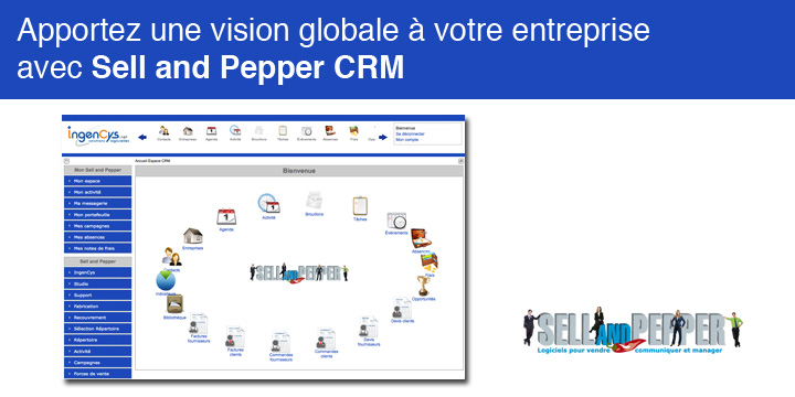 Sell and Pepper CRM